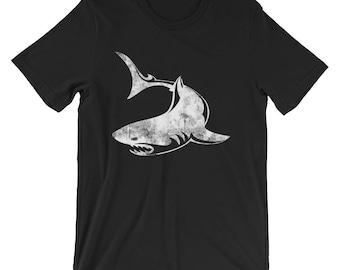 Shark Shirt, Shark Shirt Men, Shark Shirt Adult, Shark Shirt Boy, Shark T Shirts, Shark T Shirts Men, Shark Tee Shirt, Shark Gift