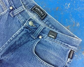 Versace Couture Vintage Jeans