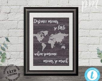 Going Away Gift, Best Friend Gift, Moving Gift, Long Distance, Good Bye Gift For Friend, Graduation Gift, Farewell Gift, Long Distance Gift