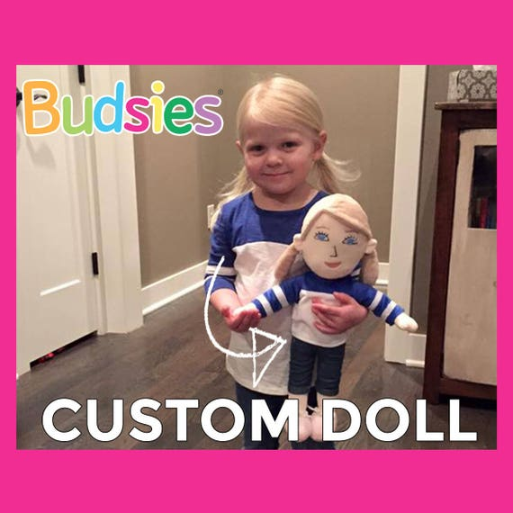 Custom Doll Photo To Custom Plush Dolls Custom Bobblehead