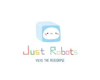 Just robots  Vol.1