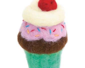 Cupcake Feltworks Needle Felting Kit