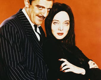 Rare THE ADDAMS FAMILY Hollywood 8 x 10 Promo Photo Print