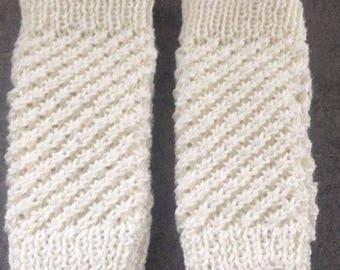 White mittens to star point