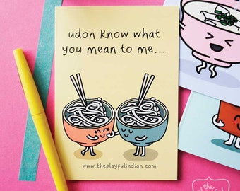 Udon know what you mean to me