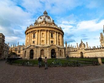 Oxford Photography | England Art | Large Wall Art Print | Oxford Print | Canvas Print | Digital Download