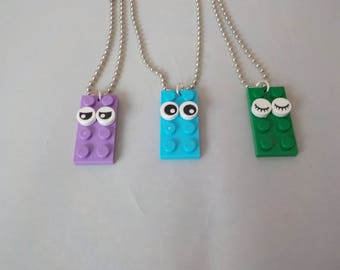 Custom LEGO pendant