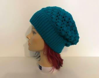 Light blue hood
