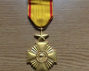 Democratic Republic of the Congo (Zaire) Military Merit Medal 1st Class