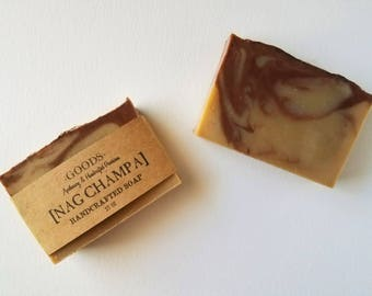 LIMITED EDITION Nag Champa Soap, Natural Soap, Handcrafted Soap