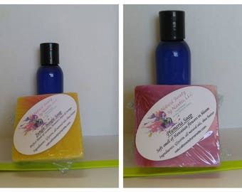 Soap & Lotion Collection