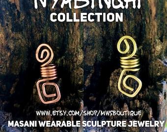 Handcrafted Loc Jewelry
