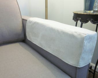Sofa Arm Caps Or Covers, Chair Arm Caps, Pair, Made To Order/Custom Made,  Various Fabrics Available