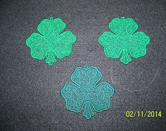 St Patrick's Ornaments