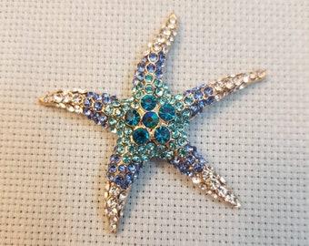 Star Fish Needle Minder