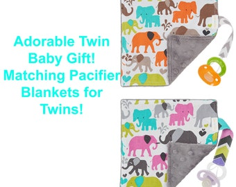 Twins Baby Gifts, Twin Gifts, Twins Baby Shower, Boy Girl Twins, Baby Shower Gift Twins, Twin Baby Blankets, Gifts For Twins