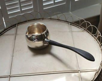 Silverplate coffee server