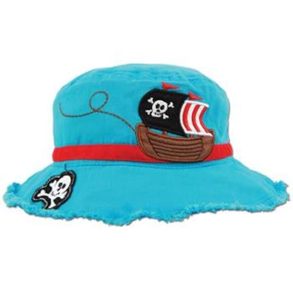 Pirate Bucket Hat by Stephen Joseph
