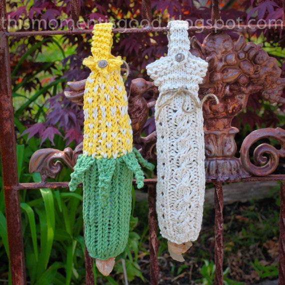 Loom Knit Bag Holder Patterns Loom Knit Bag Keepers Plastic Bag
