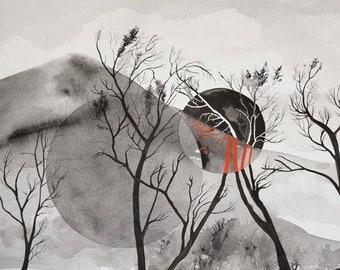 A Bleak Paradise 03, Original