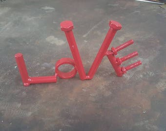 Found Object - Love