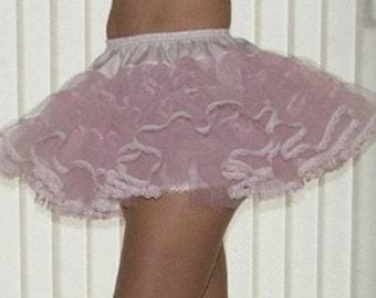 Tutu petticoat dance stage dress up all colours