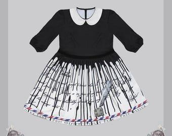 Lolita Dress · Otome Kei · La Carte by Violet Fane ·