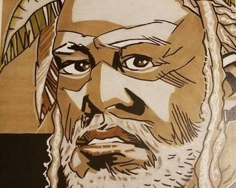 King Ezekiel TWD