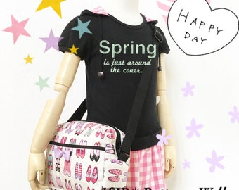 Bag Sewing Patterns - PDF Sewing Patterns - bag Pattern - school bag Pattern - Kindergarten bag A4 version