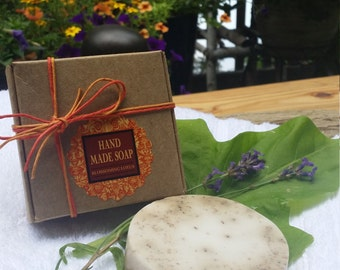Shea Butter Lavender soap