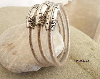 Sand beach bangles