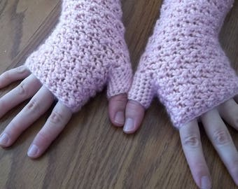 Fingerless gloves, arm warmers, hand warmers, wrist warmers, texting gloves, crochet gloves, winter gloves, gauntlets