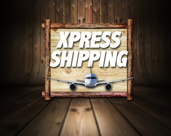 Express Shipping Option Add-On
