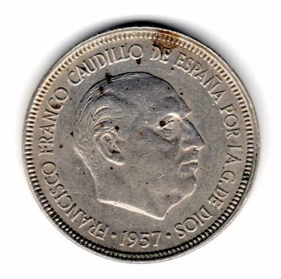 1957 5 PTAS