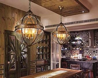 Chandelier vintage, light light brass chandelier lights home deco chandelier