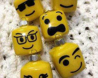 Lego Ornaments Christmas Trees Legomen Boys Toys Customer Personalized