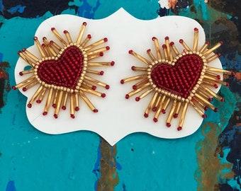 Crystaldust Italian Summer Hearts Collection
