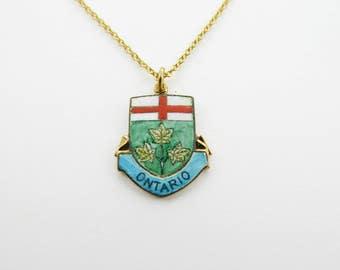 Ontario Necklace