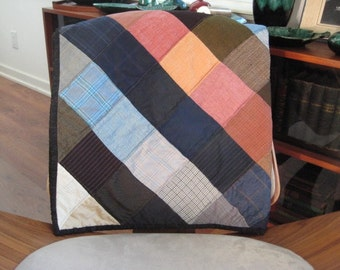 Not so Subtle Suiting Quilt