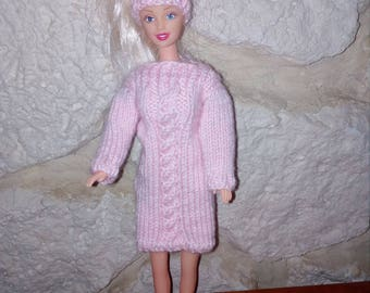 Dress and hat for barbie