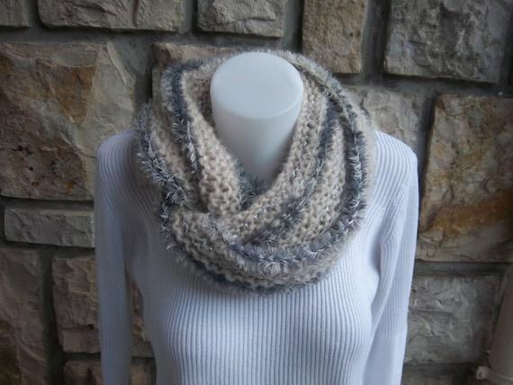 kit tricot tour de cou