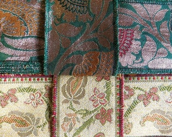 Silk Sari borders, Sari Trim SR485