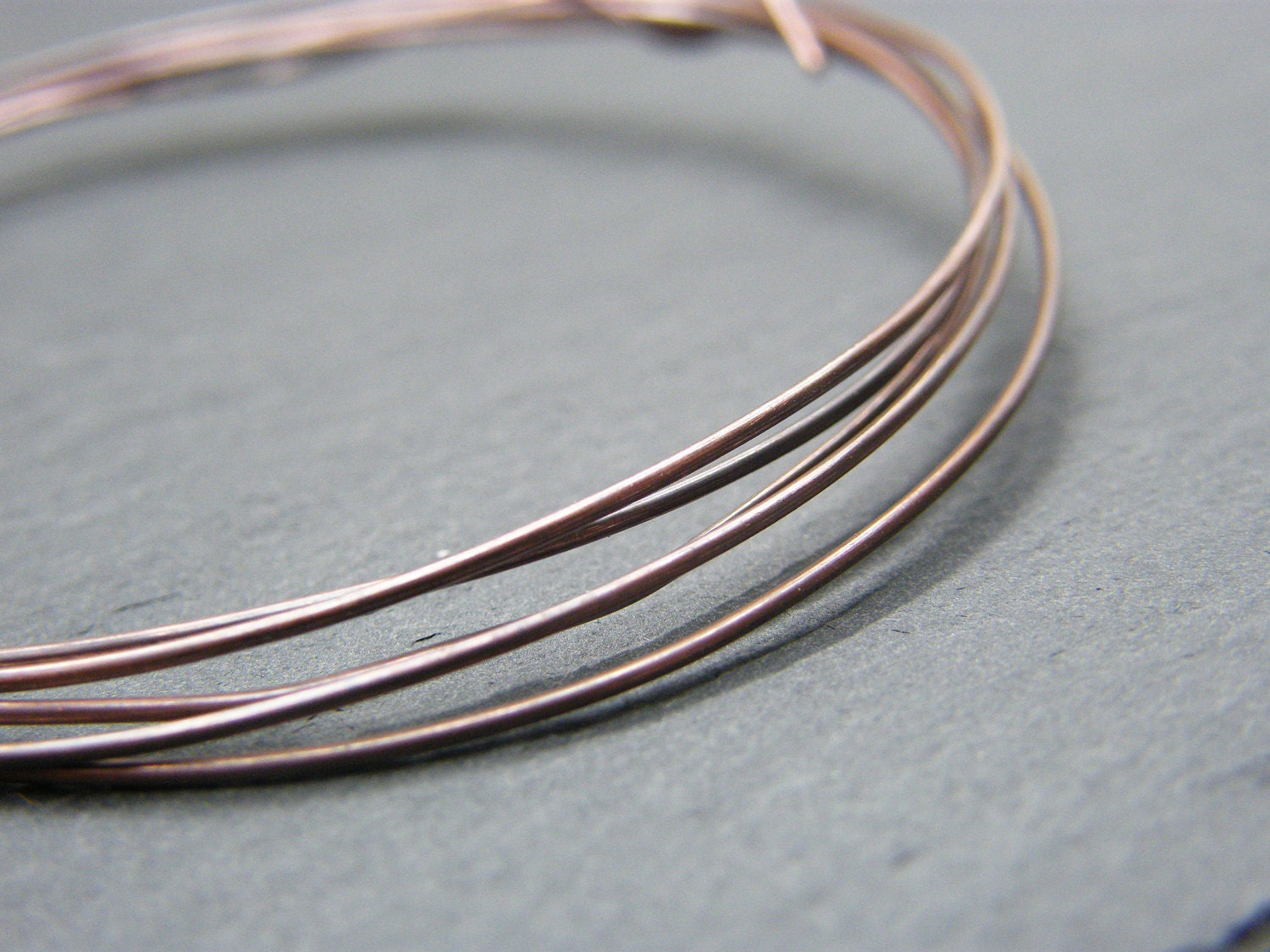 Copper wire 125mm gauge bare copper wire antique copper wire 418 keyboard keysfo Images