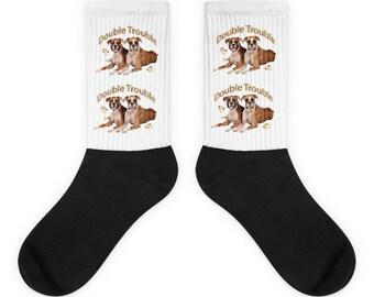Boxer Double Trouble Socks