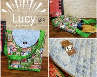 Lucy Shoulder Handbag