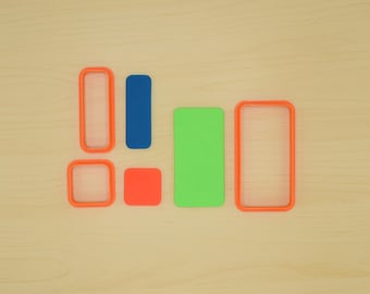 Rounded Rectangle Cookie Cutter