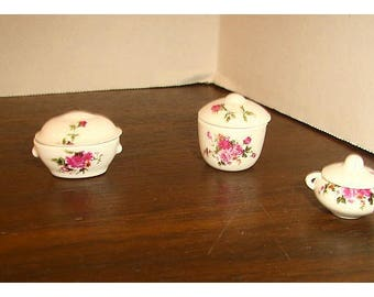 Miniature Dollhouse Items/ *2 Choices to pick from/ Mini/Craft Supplies*