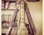 BESPOKE ORDER: Repurposed Blanket Banjo Case Customised to Fit Your Banjo