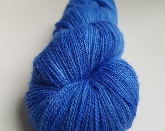 Skein of Superwash Merino - Nylon - Stellina / Fingering / Sock hand - dyed colors Palpatine