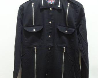Harry's London Punk Jacket Size F